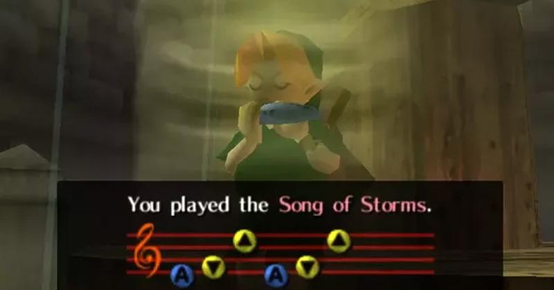 Versión de la Canción de las Tormentas