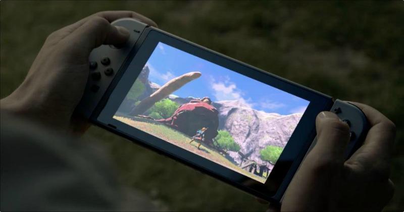 ¿Breath of the Wild funciona mejor en el portátil del Switch?