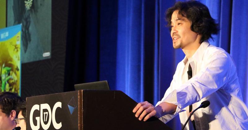 Satoru Takizawa muestra los conceptos desechados en Breath of the Wild