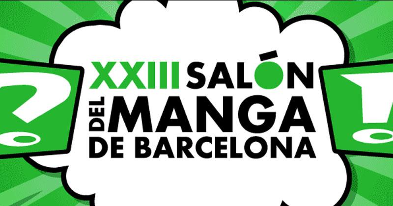 Ya están las fechas del Salón del Manga de Barcelona