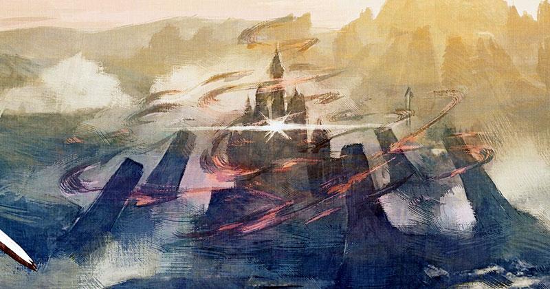 Versión de la música del Castillo de Hyrule