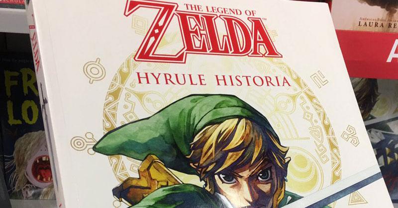 Versión para escuelas de Hyrule Historia