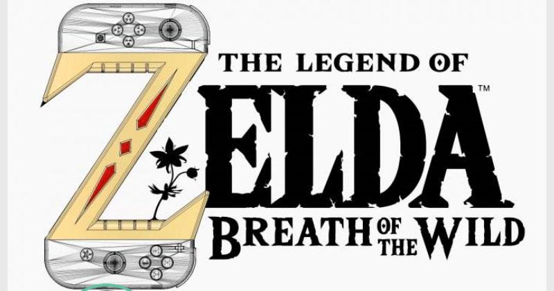 Soporte para JoyCons personalizado de Breath of the Wild