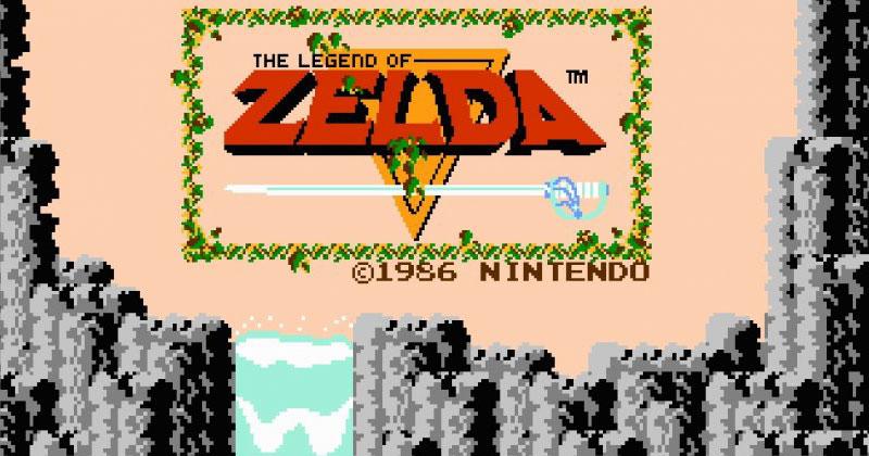 Zelda I: de Japón a USA