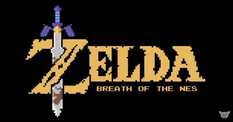 Nintendo América pide la retirada del fangame Breath of the NES