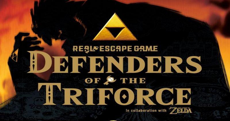 Defenders of the Triforce llega al Reino Unido