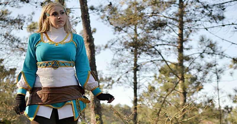 Tutorial: Cosplay Princesa Zelda – Breath of the Wild