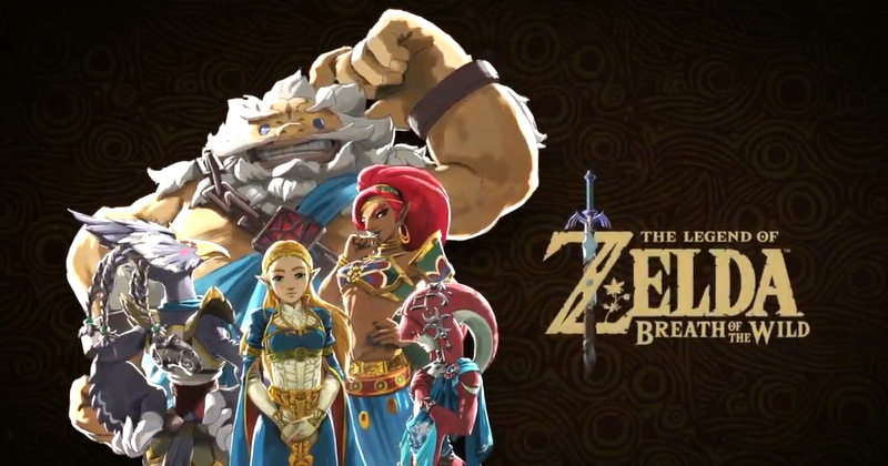 Breath of the Wild recoge dos premios en los NAVGTR Awards