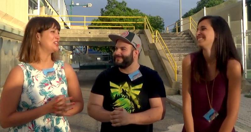 El Cuccos entrevista a las dobladoras de Zelda y Mipha