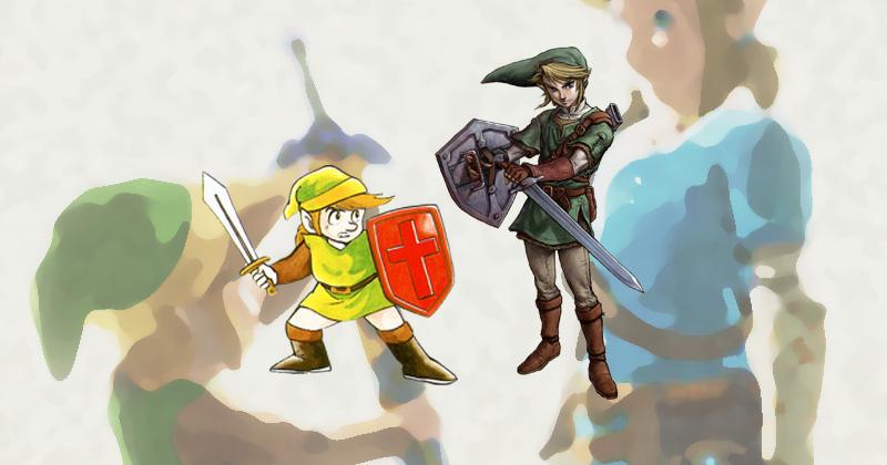 La madurez de Link
