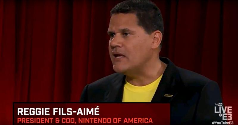 Reggie explica que ofrecerá Nintendo en el E3
