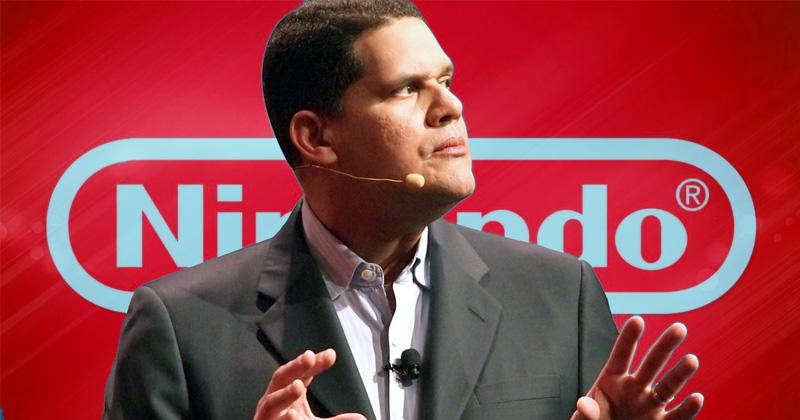 Reggie Fils-Aime habla de las ventas de Switch, Zelda y Mario