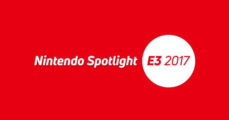 Nintendo Spotlight E3 en directo