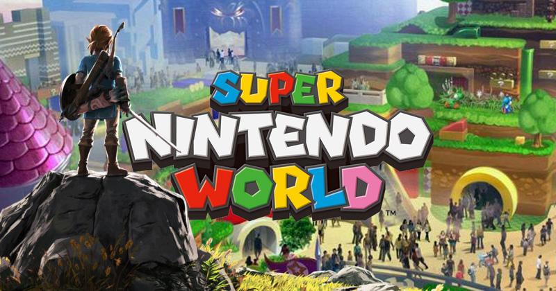 Miyamoto habla de Super Nintendo World