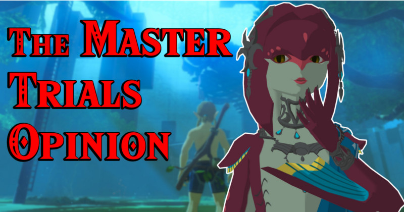 Opinión DLC The Master Trials Breath of the Wild (Vídeo)