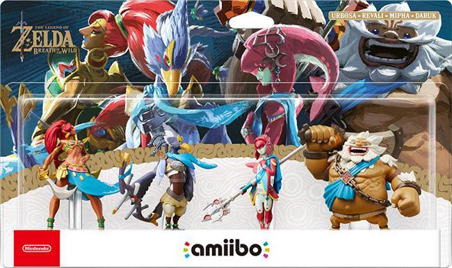 Esto es lo que dan los Amiibo de Zelda no luchadores en Smash Bros. Ultimate
