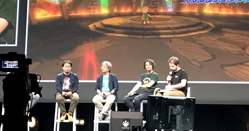 """The Art of The Legend of Zelda Series"" en París"