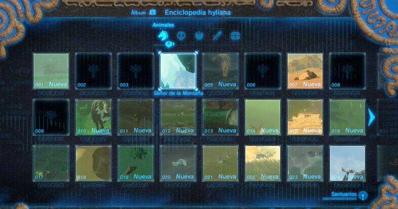 Bug en la Enciclopedia Hyliana con el DLC