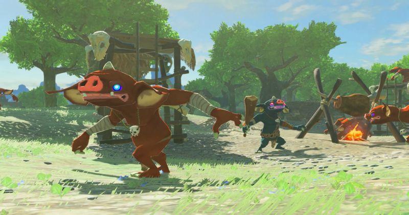 Nintendo y Breath of the Wild triunfan en los premios de EDGE