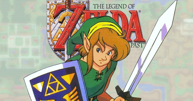 A Link to the Past ¿para Nintendo Switch?