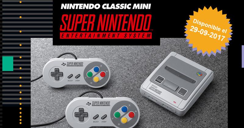 Las nuevas funciones de SuperNES Mini