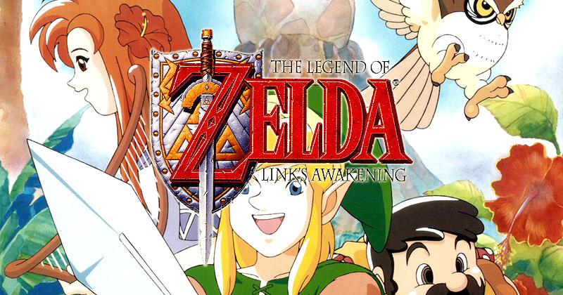 Link's Awakening DX entre lo más descargado en 3DS