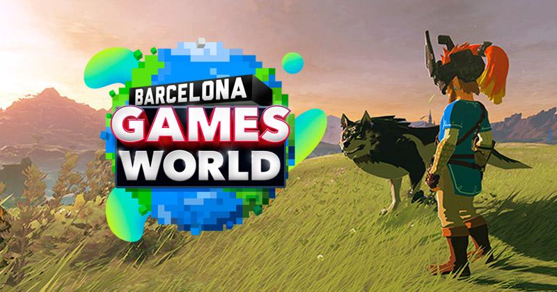 Breath of the Wild en el Barcelona Games World