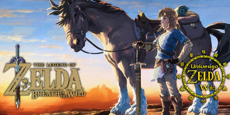 Universo Zelda Wiki: Breath of the Wild