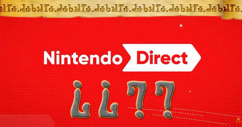 ¿Cumplió el Nintendo Direct con las expectativas?