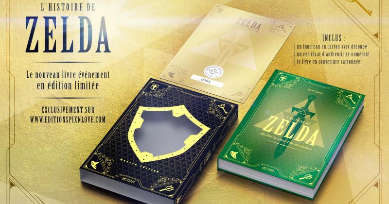 L'Histoire de Zelda vol. 1