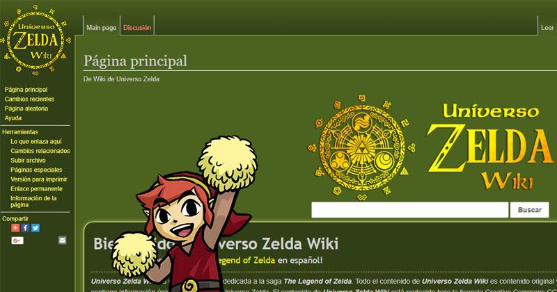 ¡Cambios para Universo Zelda Wiki!