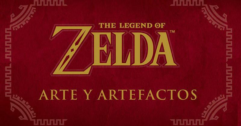 Zelda: Arte y Artefactos a la venta el 19 de septiembre