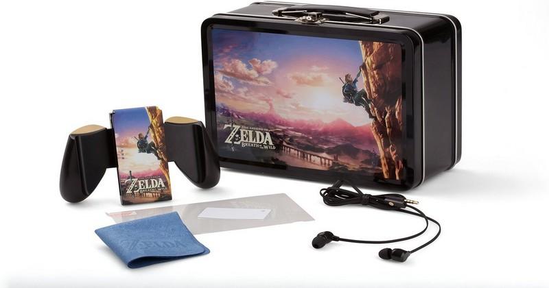 Disfruta de un pic-nic y tu Nintendo Switch gracias a esta maleta de transporte Zeldera