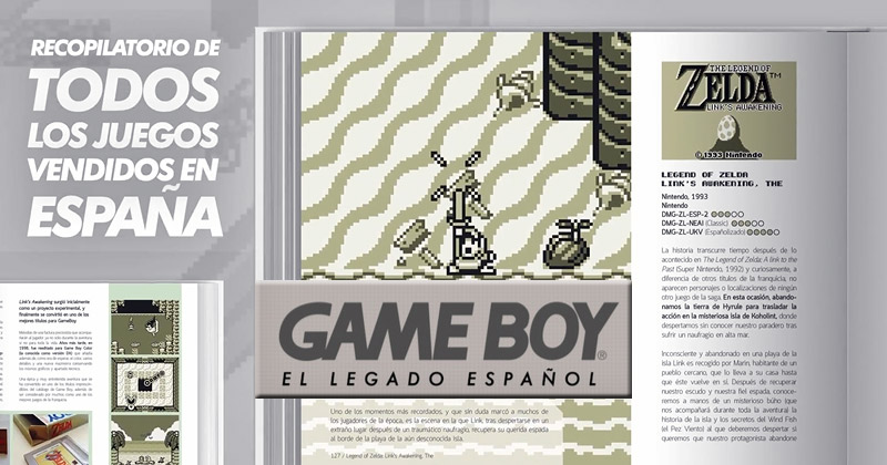 Game Boy: El Legado Español
