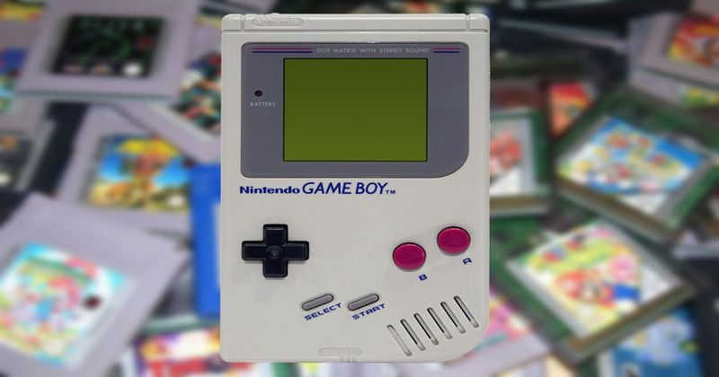 Nintendo podría traer al mercado una revisión de la mítica Game Boy