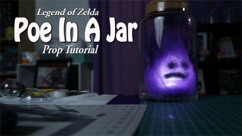 Crea tu propio Poe embotellado con este vídeo-tutorial