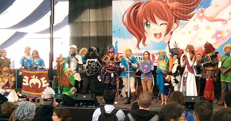 Finaliza el Salón del Manga con nuevo récord de participación