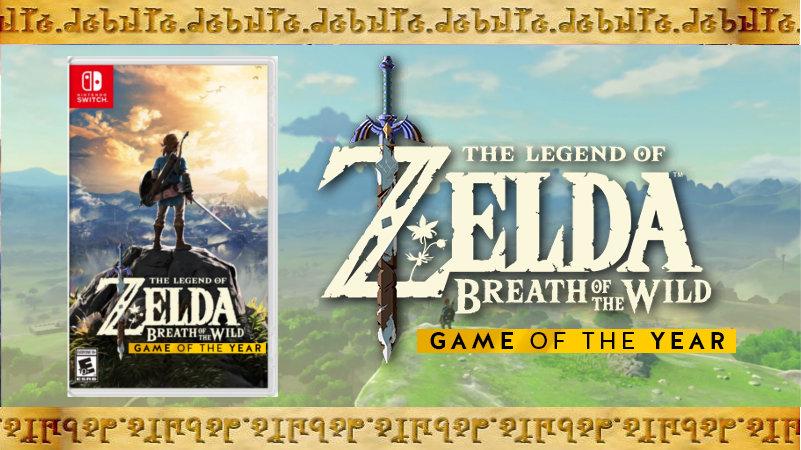 ¿Debería lanzarse Breath of the Wild: Game of the Year Edition?