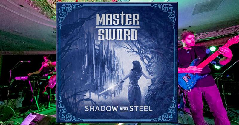Shadow and Steel: el nuevo CD de Master Sword
