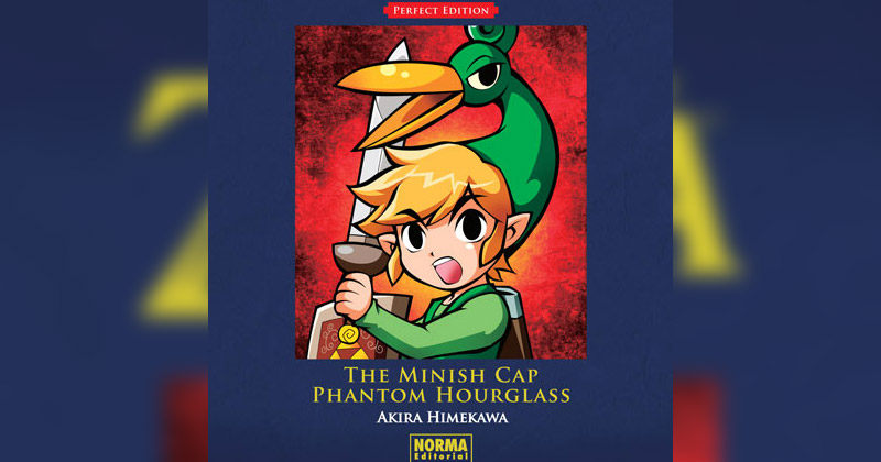 Ya disponible el tercer tomo Manga Perfect Edition