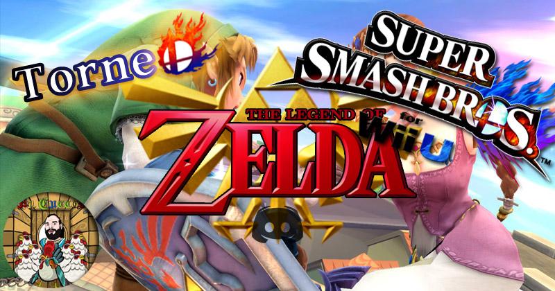 Torneo Super Smash Bros. del servidor de Discord de Zelda