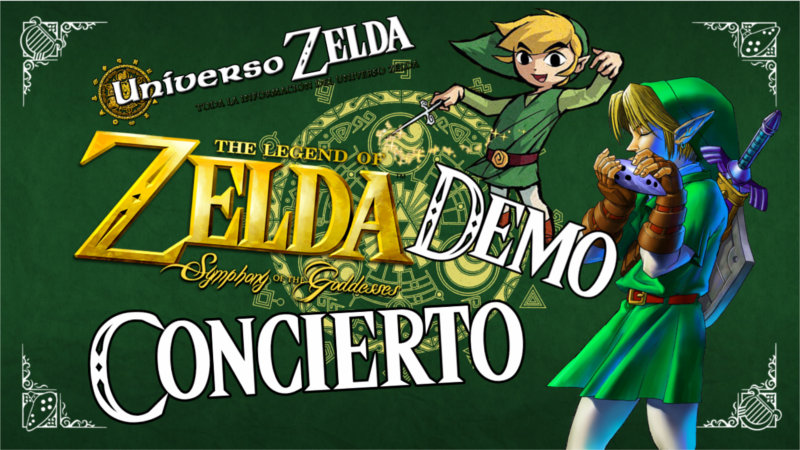 Demos Conciertos Symphony of the Goddesses- Salon del Manga 2017