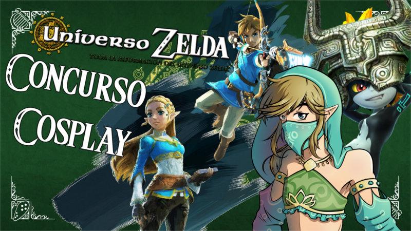 Concurso Cosplay de Zelda – Salón del Manga 2017