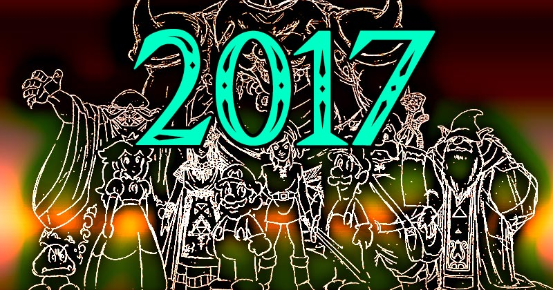 Repaso al 2017 de Universo Zelda