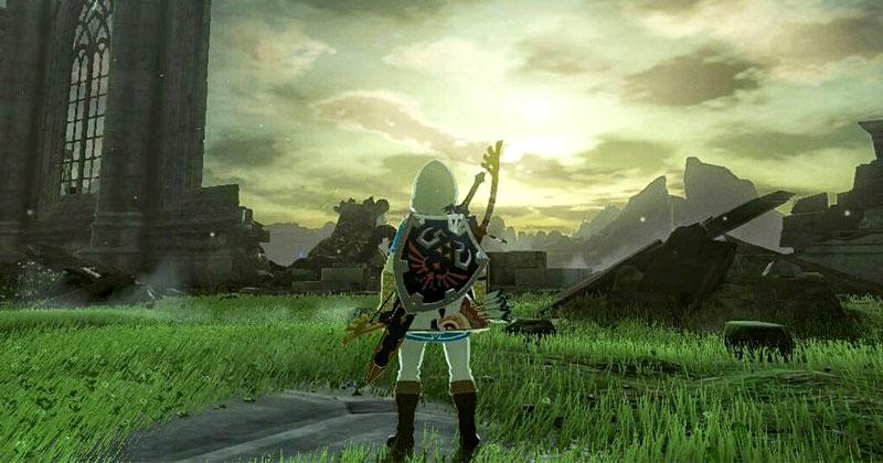 Nintendo ya trabaja en un nuevo Zelda