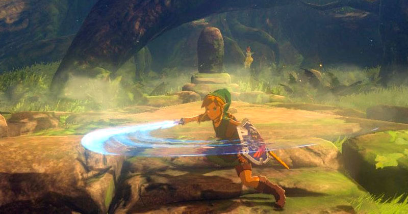 Aonuma explica porqué se rompen las armas en Breath of the Wild