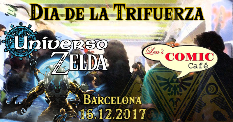 El Día de la Trifuerza: en directo desde Barcelona