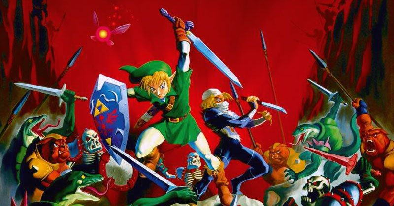 FanGame: Ocarina of Time Multijugador Online