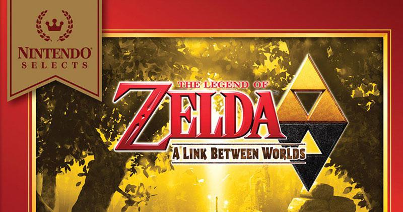 A Link Between Worlds: Nintendo Selects en USA