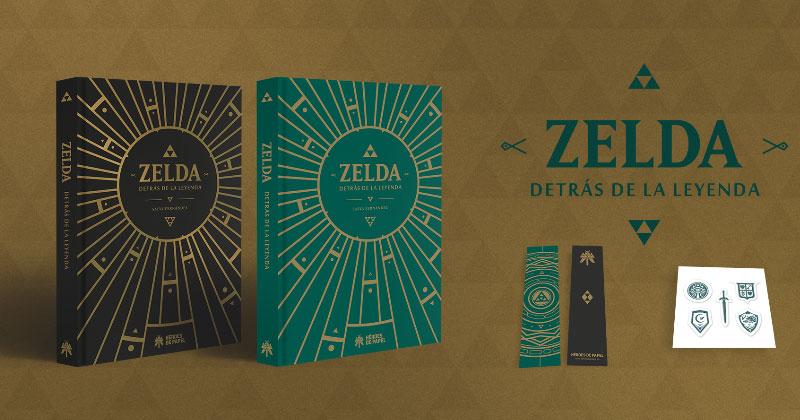 Zelda: Detrás de la Leyenda en oferta